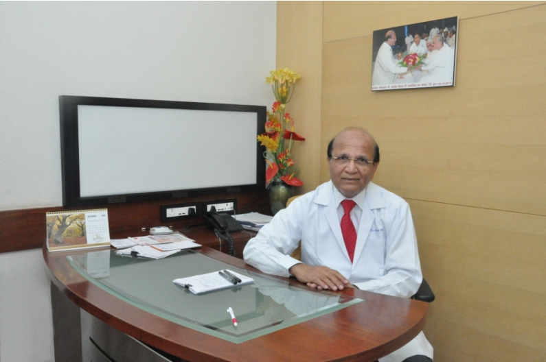 Dr. Ashok Mehta - Medical Director and Consultant Cancer Surgeon