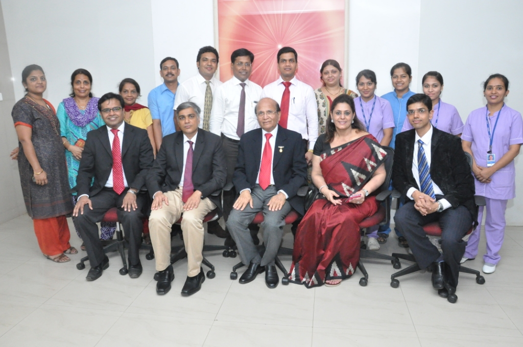 Executive Health Check-Up team with  Dr Ashok Mehta
